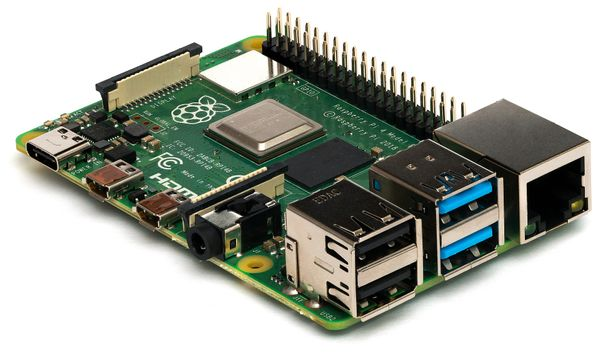 Raspberry Pi 4 - Multiple SPIs